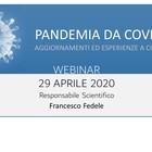 PANDEMIA DA COVID-19: AGGIORNAMENTI ED ESPERIENZE A CONFRONTO