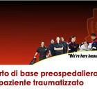 SUPPORTO DI BASE PREOSPEDALIERO AL PAZIENTE TRAUMATIZZATO